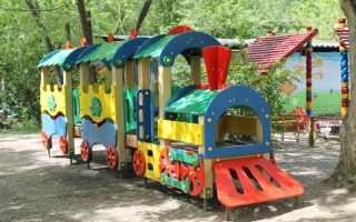 Беседки для детского сада: идеи оформления своими руками
