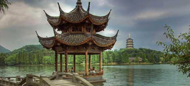 Беседки в китайском стиле: прекрасные фотографии культуры Востока