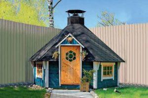 Дизайнерский финский домик