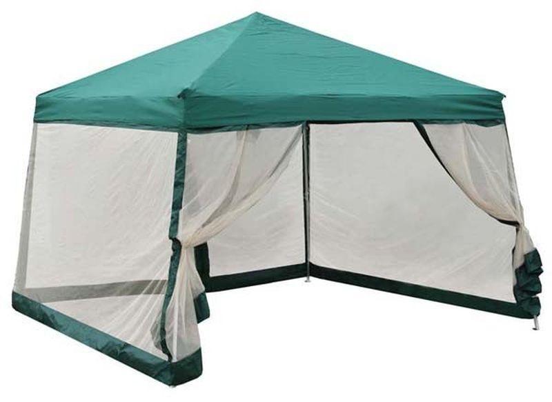 Тентовый шатёр с сеткой от комаров