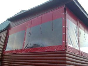 ПВХ плёнка на окне