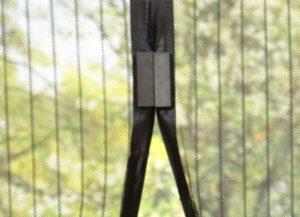 Идея антимоскитной защиты на магнитах