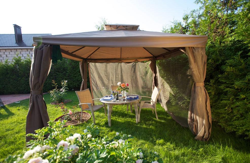 naves_dlya_kamina_barbekyu5 Беседка-шатёр: выбор материала и каркаса, фото идеи для дачи