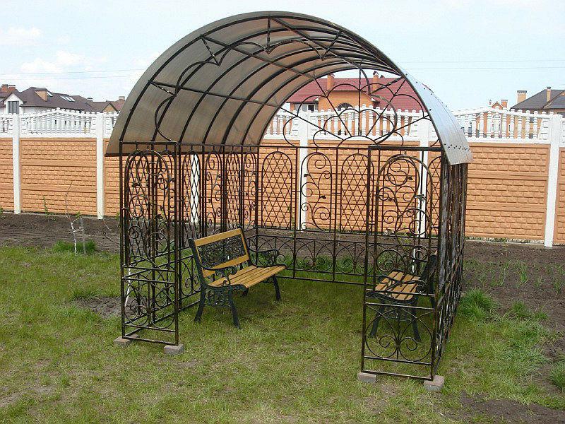 Садовая постройка