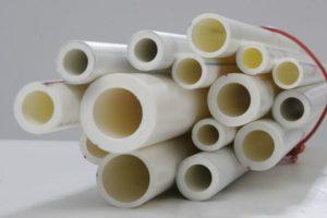 Разная толщина полипропиленовых труб