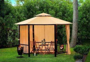 Оранжевый шатёр