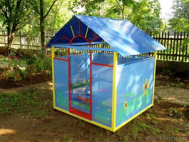 Домик для детей из поликарбоната