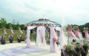 Дизайн церемонии бракосочетания